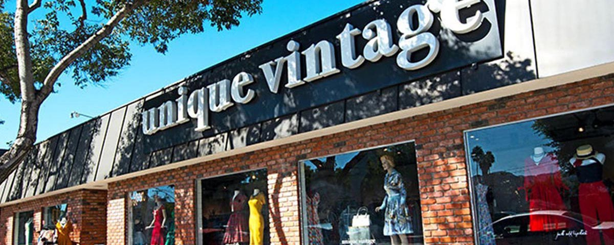 Burbank California Shop: Unique Vintage