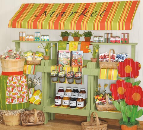 Grow Sales with a Farm-Stand Display