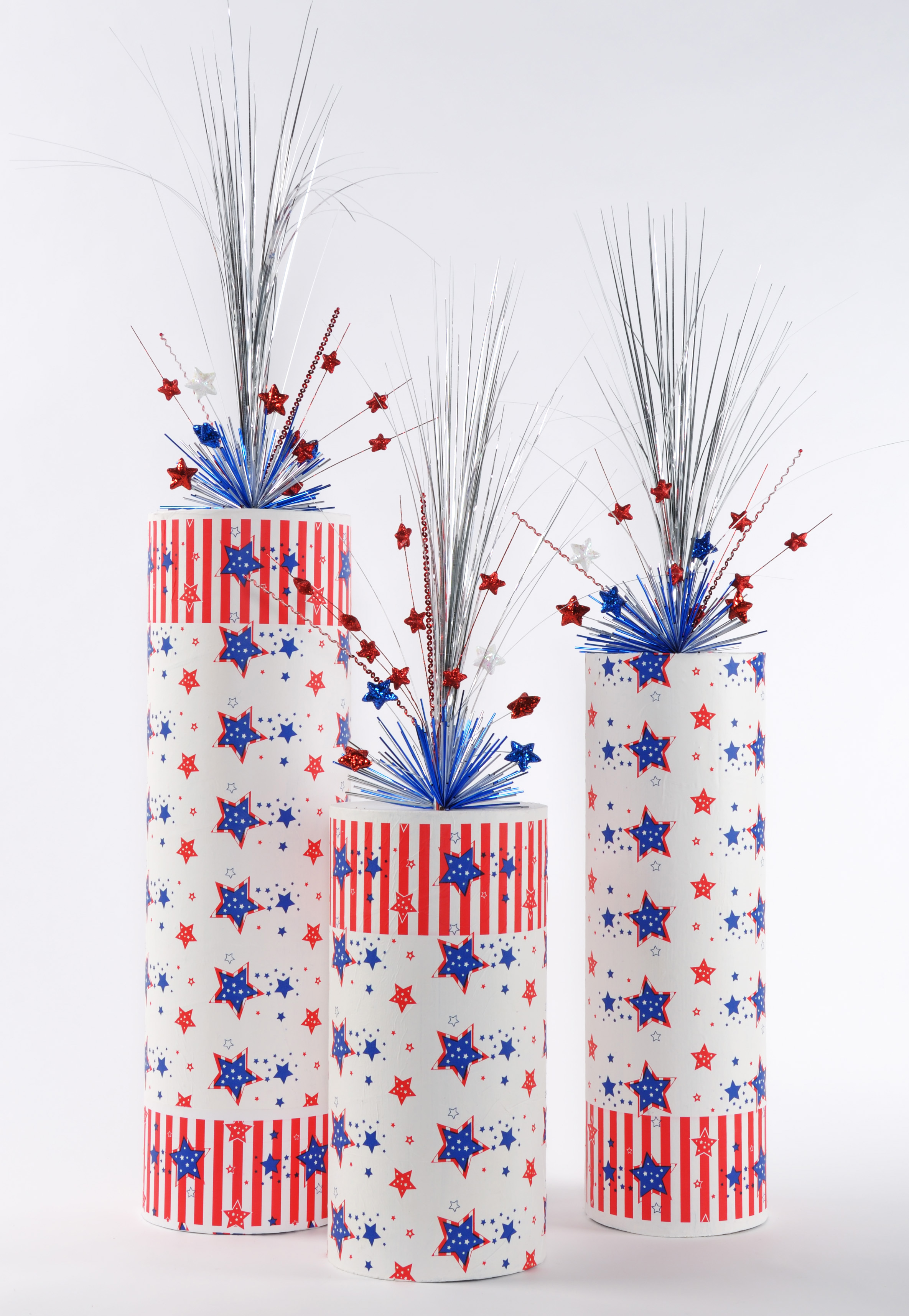 Spark Sales with Oversize Firecrackers