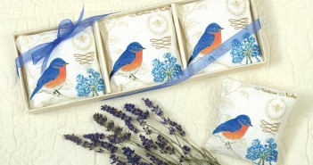 Lavender Sachets from Alice's Cottage