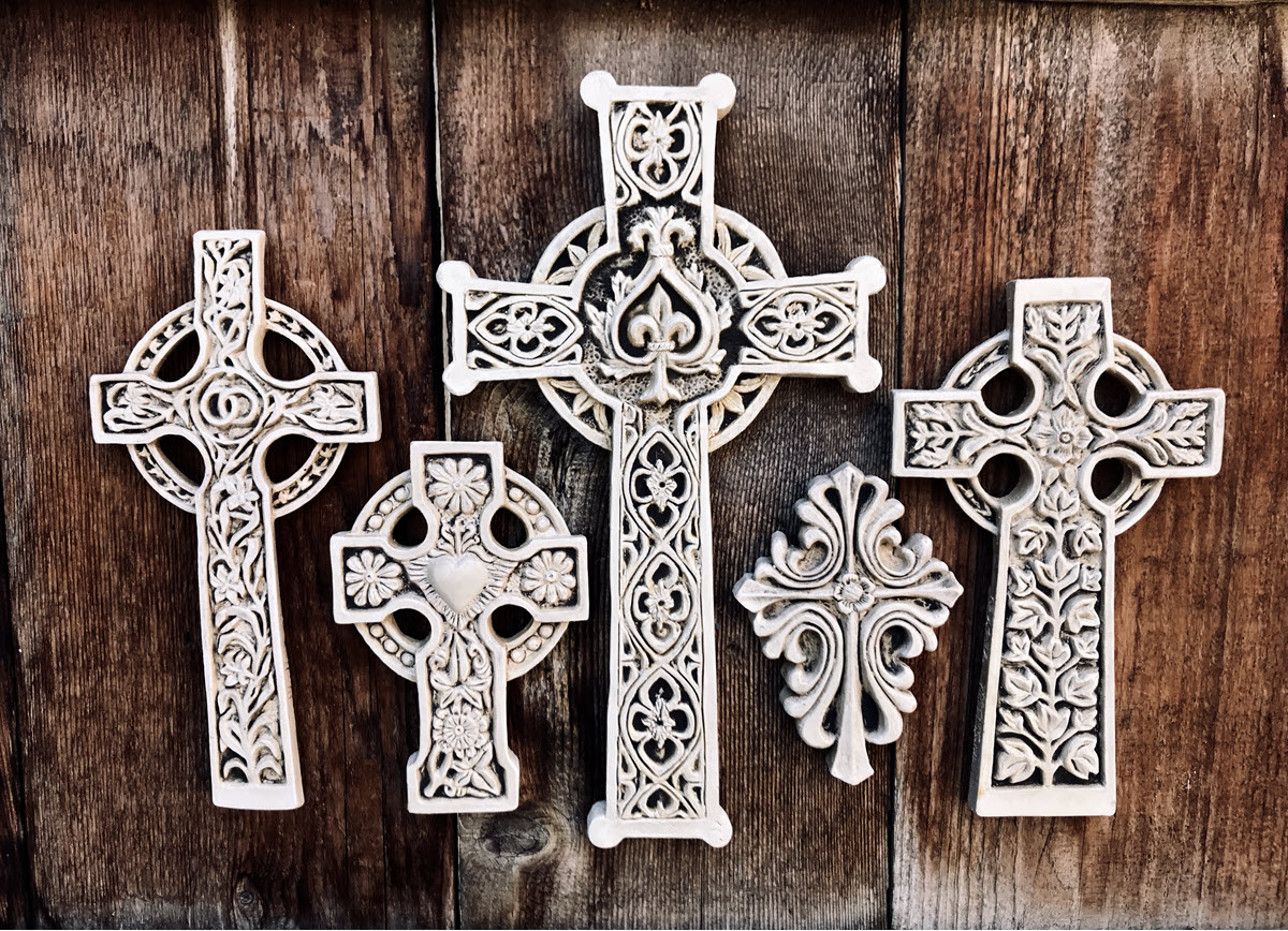 McHarp: Crosses with Meaning