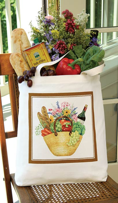 Tote Bag by Alice's Cottage