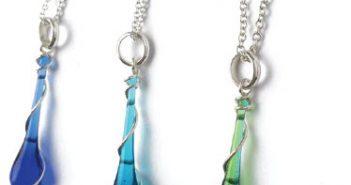 Lyra Pendant Necklace