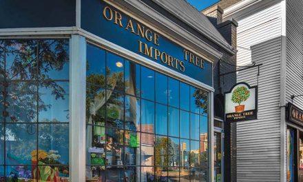 Madison, Wisconsin Gift Shop: Orange Tree Imports