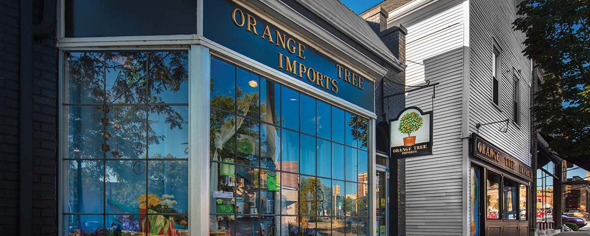 Madison, Wisconsin Gift Shop: Orange Tree Imports