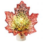 Maple Leaf Nightlight