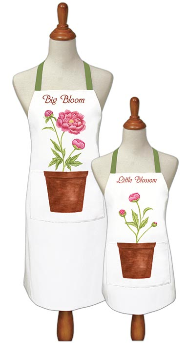 MOther Daughter Aprons from Alice's Cottage
