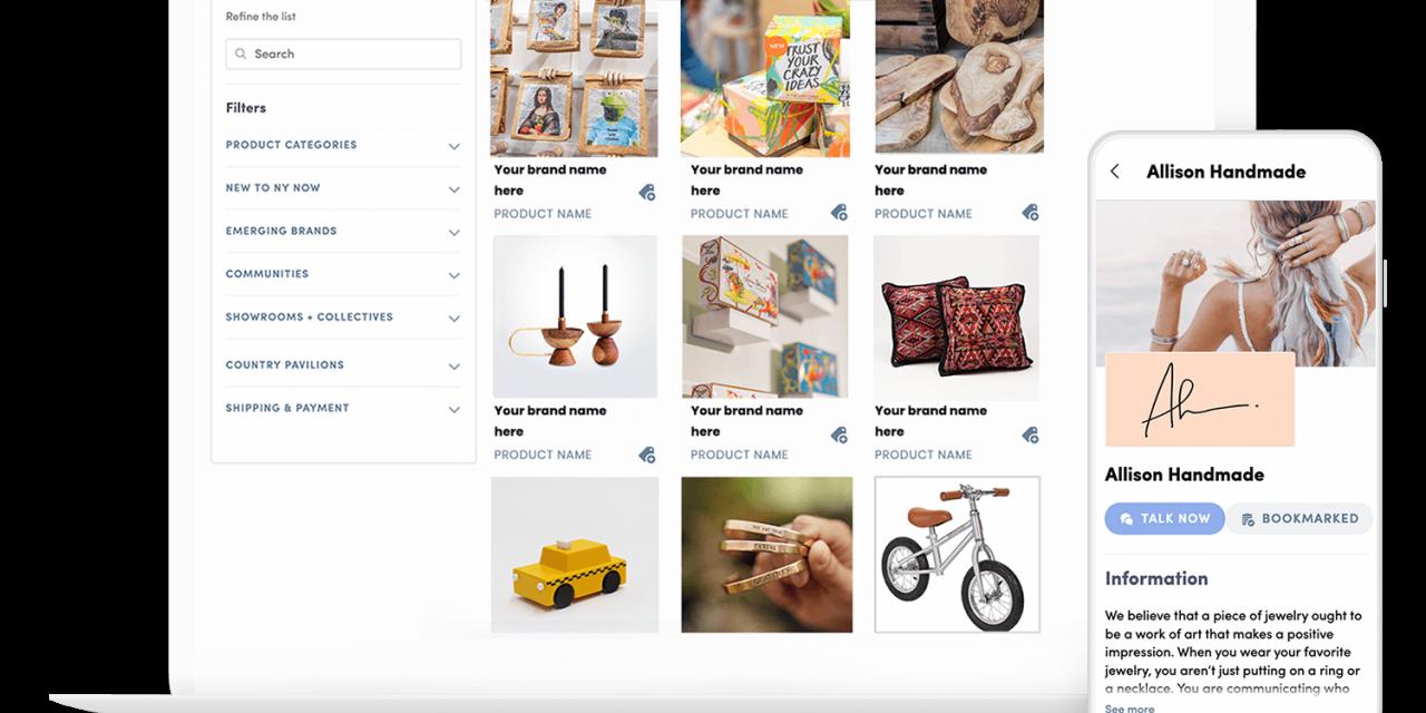 NY NOW® Launches NY NOW Digital Market