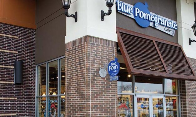 Omaha Nebraska Gift Shop: Blue Pomegranate Gallery