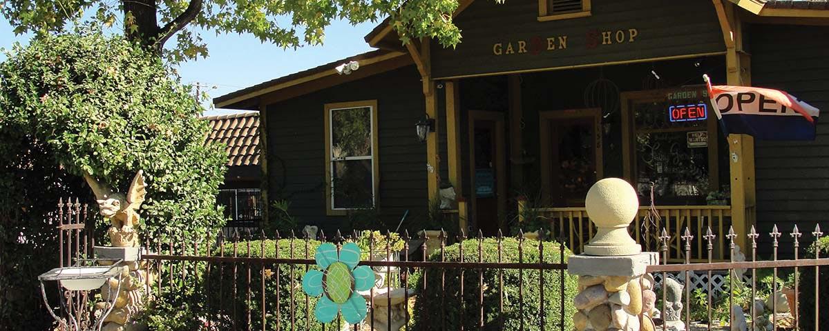 Ramona, California Gift Shop: Designer Stone Garden Shop