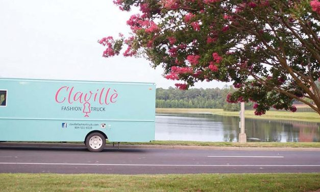 Richmond Virginia Fashion Truck: Clavillè Fashion Truck