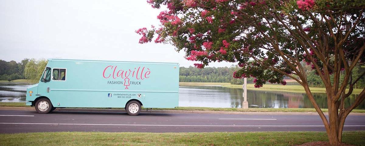 Richmond, Virginia Fashion Truck: Clavillè Fashion Truck