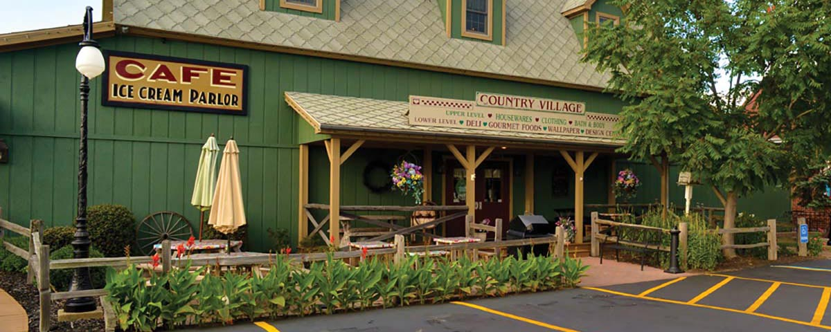 Saginaw Michigan Gift Shops: Pride and Country Village