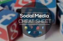 Social Media Cheat Sheet Omnicore