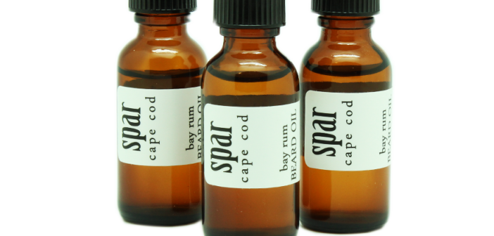 Spar beard oil