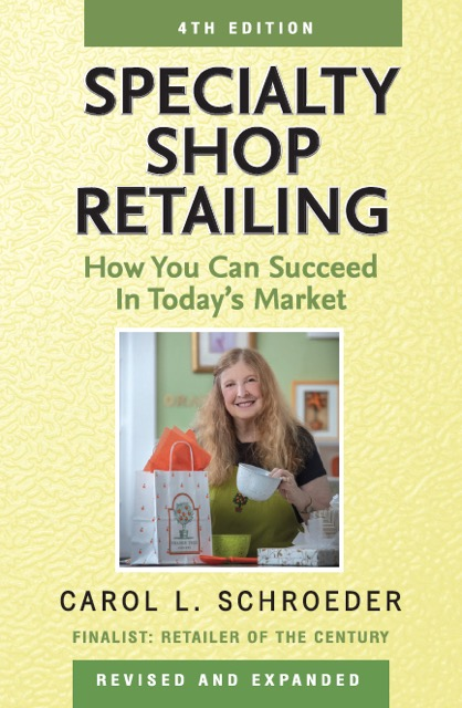 Book Review: Specialty Shop Retailing 4th Edition