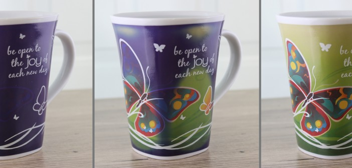 Color-changing story mug - Joy