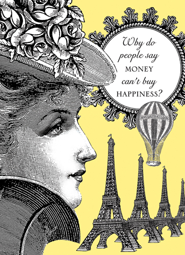 Eiffel Tower—Ooh La La!
