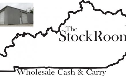 New Cash and Carry Warehouse: The StockRoom of Kentucky