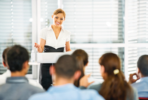 7 Ways to Become a Speaking Star