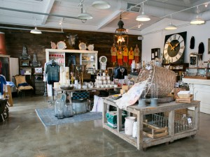 White's Mercantile interior