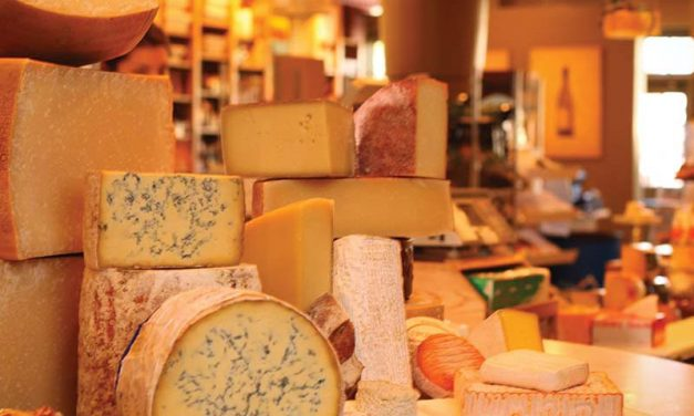 Williamsburg Virginia Cheese Shop: The Cheese Shop