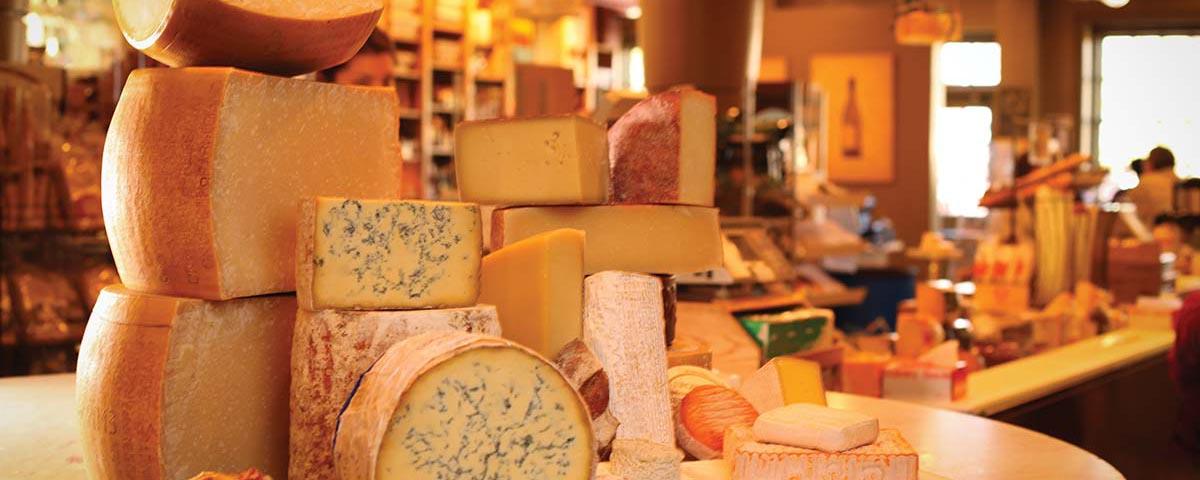 Williamsburg, Virginia Cheese Shop: The Cheese Shop