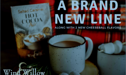 Specialty Food and Spice Mix Company, Wind & Willow, Announces New Product Line for July 2021