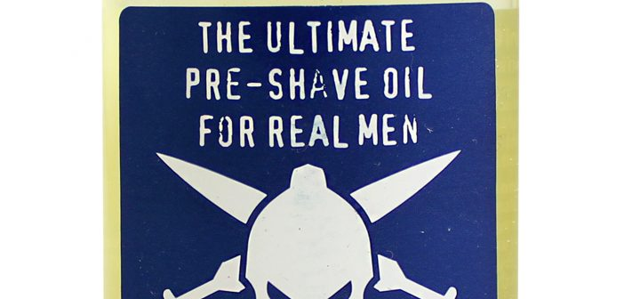 Dreadnought Pre-Shave Oil