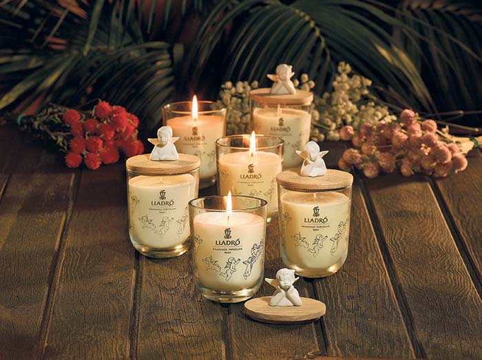 Candle sales from home