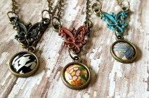 Popli Tin necklaces