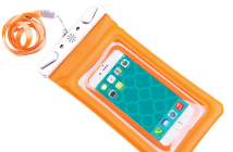 Dry Spell Water Defender bag for phones by Tech Candy www.ocgproducts.com