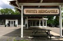 White's Mercantile store